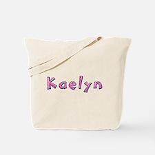 Kaelyn Pink Giraffe Tote Bag