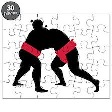 Sumo wrestling Puzzle