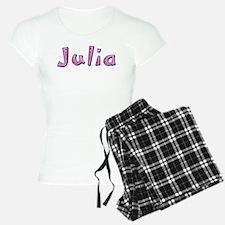 Julia Pink Giraffe Pajamas