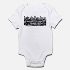 Here at your convenience Infant Bodysuit