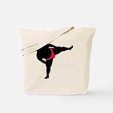 Sumo wrestling sports Tote Bag
