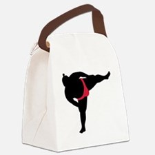 Sumo wrestling sports Canvas Lunch Bag