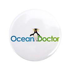 Ocean Doctor Penguin Logo 3.5