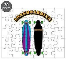 Longboard - Longboarding Puzzle