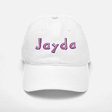 Jayda Pink Giraffe Baseball Baseball Baseball Cap