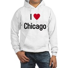 I Heart (Love) Chicago Hoodie
