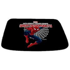 Spiderman: With Great Power Bathmat