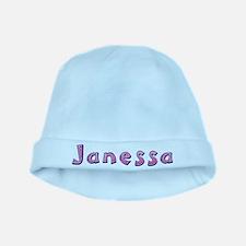 Janessa Pink Giraffe baby hat