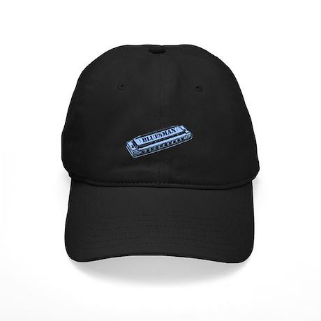 Bluesman Black Cap