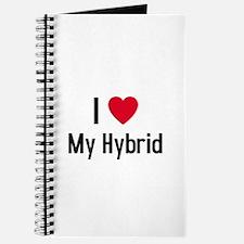Unique Love my hybrid Journal