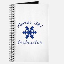 Apres Ski Instructor Journal