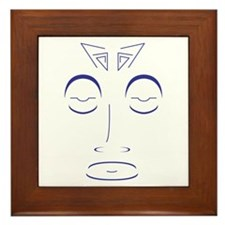 ZaZa GaGa Framed Tile