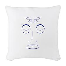 ZaZa GaGa Woven Throw Pillow