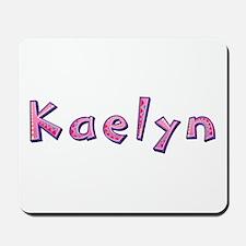 Kaelyn Pink Giraffe Mousepad