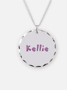 Kellie Pink Giraffe Necklace