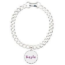 Keyla Pink Giraffe Bracelet