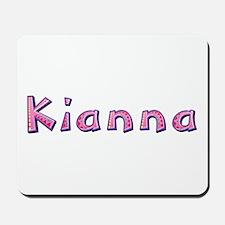 Kianna Pink Giraffe Mousepad