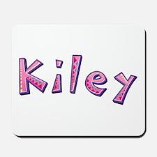 Kiley Pink Giraffe Mousepad