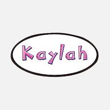 Kaylah Pink Giraffe Patch