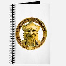 green man gifts Journal