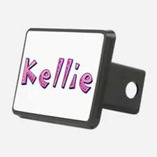 Kellie Pink Giraffe Hitch Cover