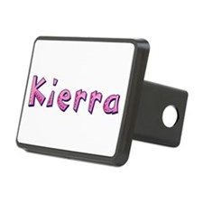 Kierra Pink Giraffe Hitch Cover