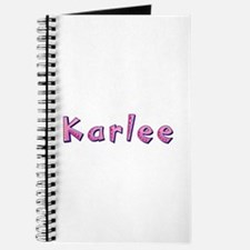 Karlee Pink Giraffe Journal