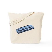 The Blues Harp Tote Bag