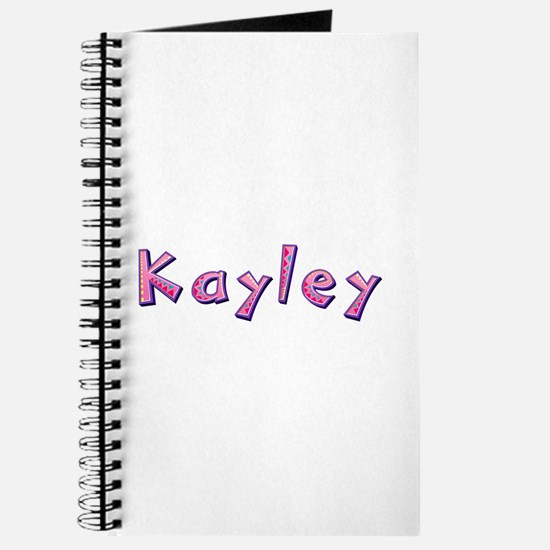 Kayley Pink Giraffe Journal