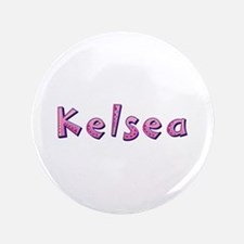 Kelsea Pink Giraffe Big Button 100 Pack