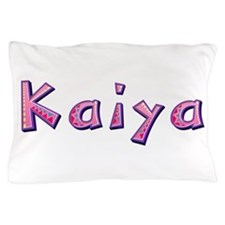 Kaiya Pink Giraffe Pillow Case