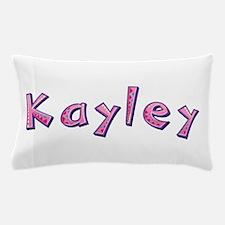 Kayley Pink Giraffe Pillow Case