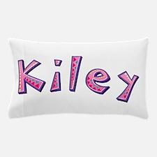 Kiley Pink Giraffe Pillow Case