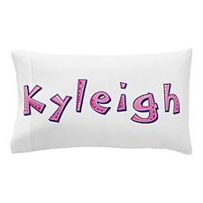 Kyleigh Pink Giraffe Pillow Case