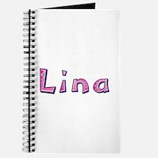 Lina Pink Giraffe Journal