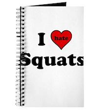 I Heart (hate) Squats Journal