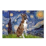 Starry / Boxer Postcards (Package of 8)