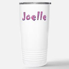Joelle Pink Giraffe Travel Mug