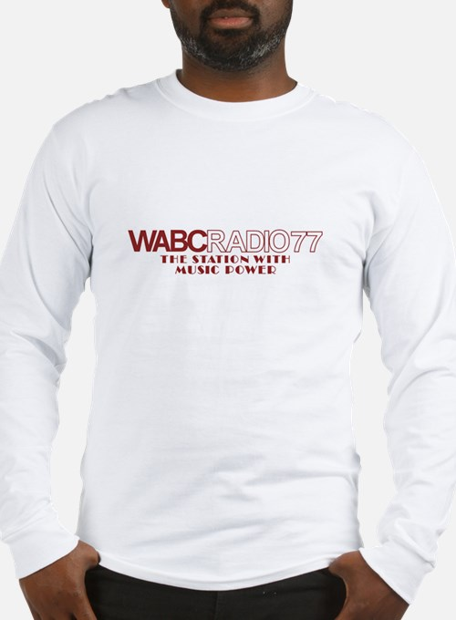 WABC New York (1967) - Long Sleeve T-Shirt