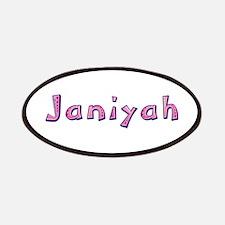Janiyah Pink Giraffe Patch