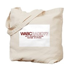 WABC New York (1967) - Tote Bag