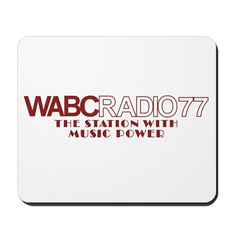 WABC New York (1967) - Mousepad