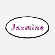 Jazmine Pink Giraffe Patch