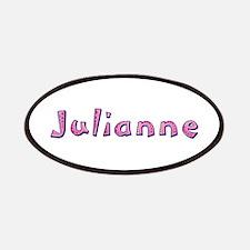Julianne Pink Giraffe Patch