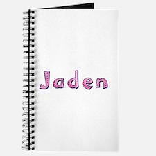 Jaden Pink Giraffe Journal