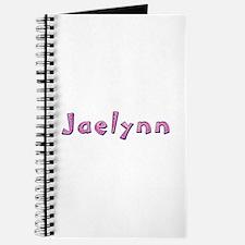Jaelynn Pink Giraffe Journal