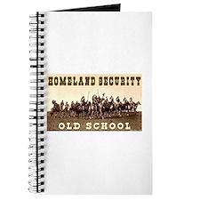 HOMELAND SECURITY - OLD SCHOOL Journal