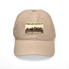 HOMELAND SECURITY - OLD SCHOOL Baseball Cap