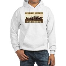 HOMELAND SECURITY - OLD SCHOOL Hoodie