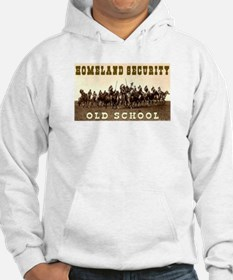 HOMELAND SECURITY - OLD SCHOOL Hoodie